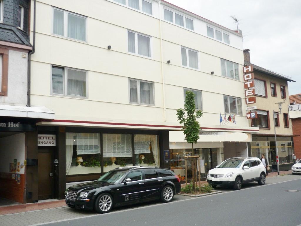 Объект № Н 16. Современная рентабельная гостиница + ресторан + кафе + 5 гаражей + квартира. Западная часть Германии, недалеко от Франкфурта на Майне. Комплектная стоимость € 970.000.-
