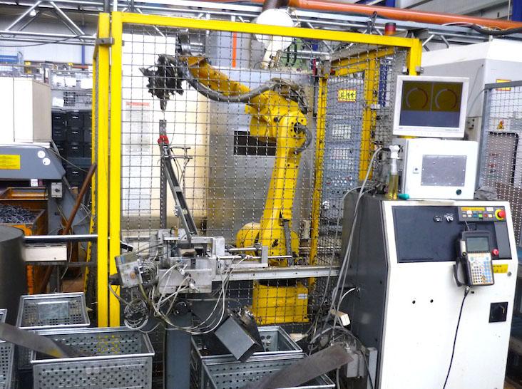 Производственное предприятие по выпуску робототехники для автомобильной промышленности. Комплектная стоимость с землёй и недвижимостью: € 5,0 млн.